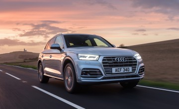 Q-ing up for new Audi SUV