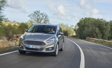 Ford S-MAX of sophistication