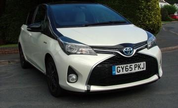 Toyota Yaris Hybrid Design