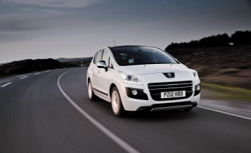 Peugeot 3008 a midi-family carrier