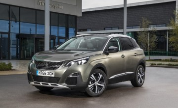 Peugeot prices new 3008