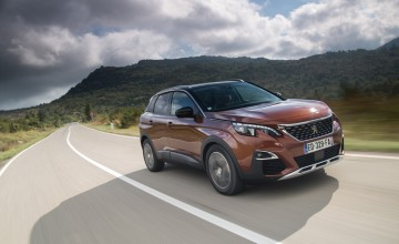 Peugeot moves up market with new 3008