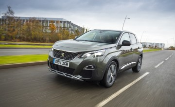 Peugeot 3008 top notch SUV