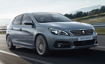 Peugeot goes tech with new 308