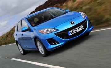 Mazda 3 2.2D Sport