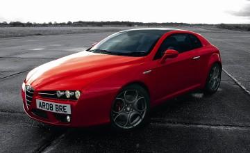 Alfa Romeo Brera JTDm 2.0 Coupe