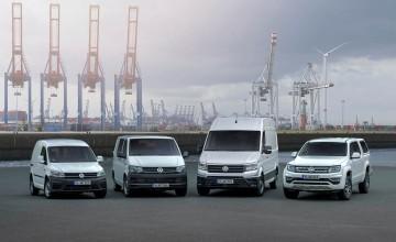 Volkswagen van sales surge