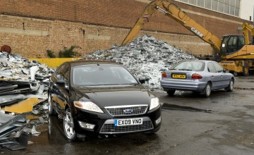 Ford brings back scrappage