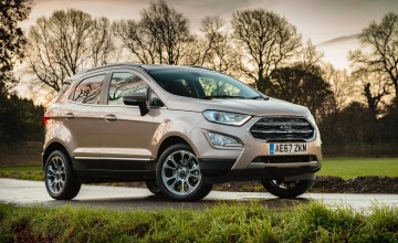 Ford EcoSport ST-Line 1.5
