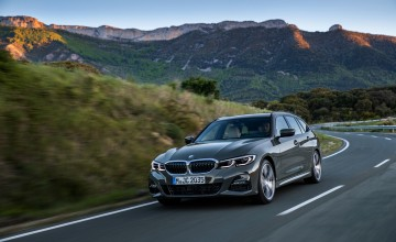 BMW goes Touring with new 3 Series