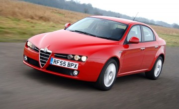 Alfa Romeo 159 - Used Car Review
