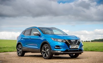 Nissan Qashqai a dish worth serving