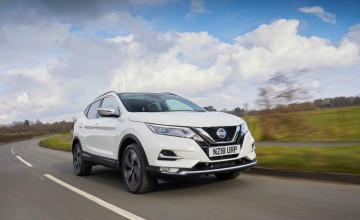 Nissan Qashqai 1.6dCi Pilot One Edition