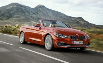 BMW 4 Series upgraded for 2017