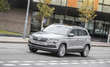 Skoda SUV is a good sign