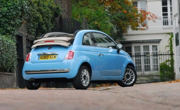 Fiat 500C 0.9 Twin Air Lounge
