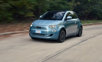Prices revealed for Fiat 500 EV