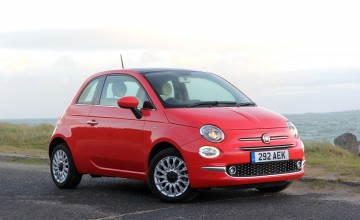 Fiat 500 goes greener