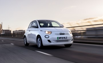 Fiat so right with electric 500