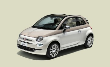 Special edition Fiat 500