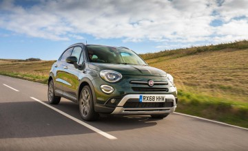 Fiat 500X AWD - fun for all the family