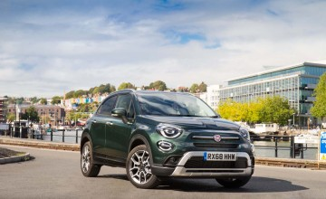 Serious revamp for Fiat crossover