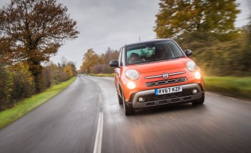 Fiat 500L 1.6 MultiJet Cross