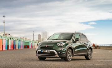 Fiat 500X City Cross 1.0
