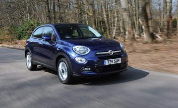 Fiat 500X 4x4 - Used Car Review
