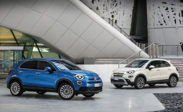 Fiat upgrades 500X crossover