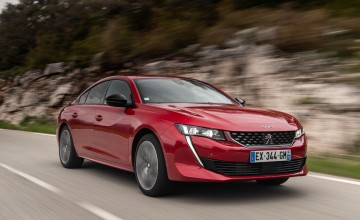 New Peugeot 508 is smooth, suave and sophisticated