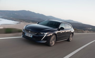 Peugeot 508 SW - a sleek and sophisticated estate