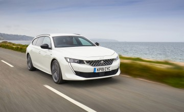 Diesel surprise for Peugeot 508 estate