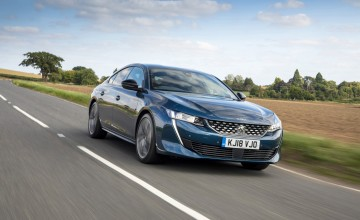 Peugeot 508 Allure 130hp BlueHDi