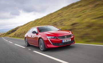 Peugeot rivals Germans with new 508