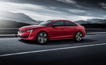Swiss debut for new Peugeot 508