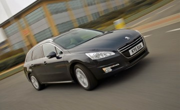 Peugeot estate is top of the class