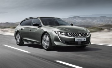 Peugeot expands 508 range with new estate