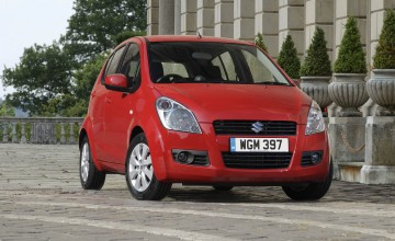 Suzuki Splash - Used Car Review