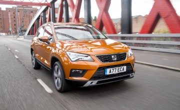 SEAT Ateca well equipped and agile