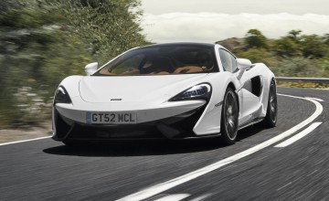 McLaren boosts Sports Series models