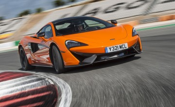McLaren 570S Coupe - Road Test