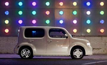 Nissan Cube Kaizen CVT