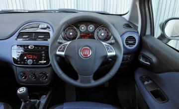 Fiat Punto Evo GP 1.3