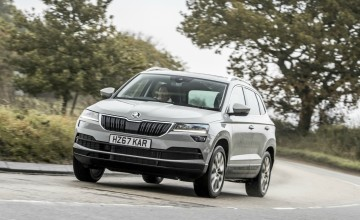 Skoda Karoq 1.5 TSI 150ps Edition
