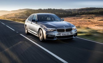 Superb new BMW 5 Series leads the field