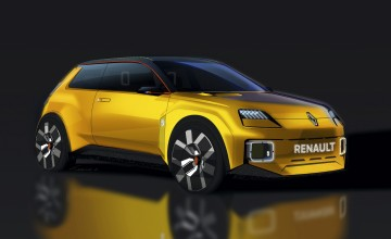Renault 5 reinvented for electric age