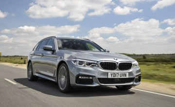 High five for new BMW estate