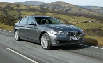 BMW's top exec express