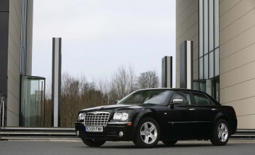Chrysler 300C Saloon 3.0 V6 CRD SRT Auto